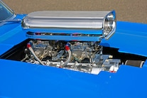 1972 Chevrolet Nova Engine