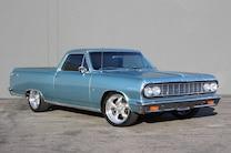 1964 Chevrolet El Camino Front Side View