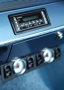 1962 Chevrolet Bel Air Controls