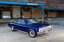 1967 Chevrolet Chevelle Malibu Front Side