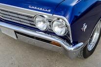 1967 Chevrolet Chevelle Malibu Headlights