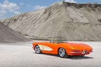1961 Chevrolet Corvette Rear