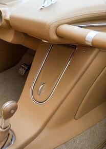 1961 Chevrolet Corvette Leather Interior