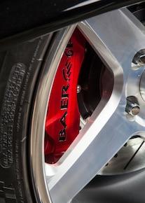 1956 Chevrolet Bel Air Wheel