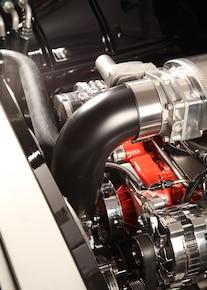 1956 Chevrolet Bel Air Engine