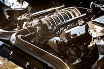 1991 Chevrolet Camaro Engine Bay
