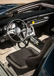 1991 Chevrolet Camaro Interior