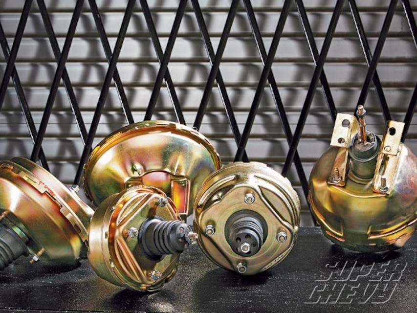 Power Brake Boosters - Master Cylinder - Super Chevy Magazine