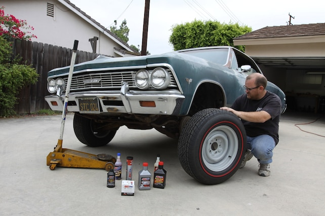 Everything Needed to Know About How To Daily-Drive And Restore a Project Car