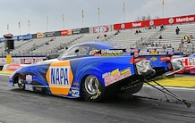 Chevy Drag Cars Ron Lewis 2017 Nhra Winternationals 104