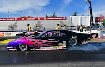 Chevy Drag Cars Ron Lewis 2017 Nhra Winternationals 101