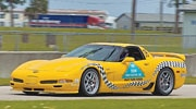 Corp 0812 Pl Taking Your Corvette On The Track Left Side View