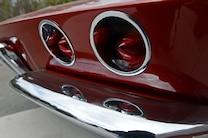 1962 Chevrolet Corvette Hardtop Taillights