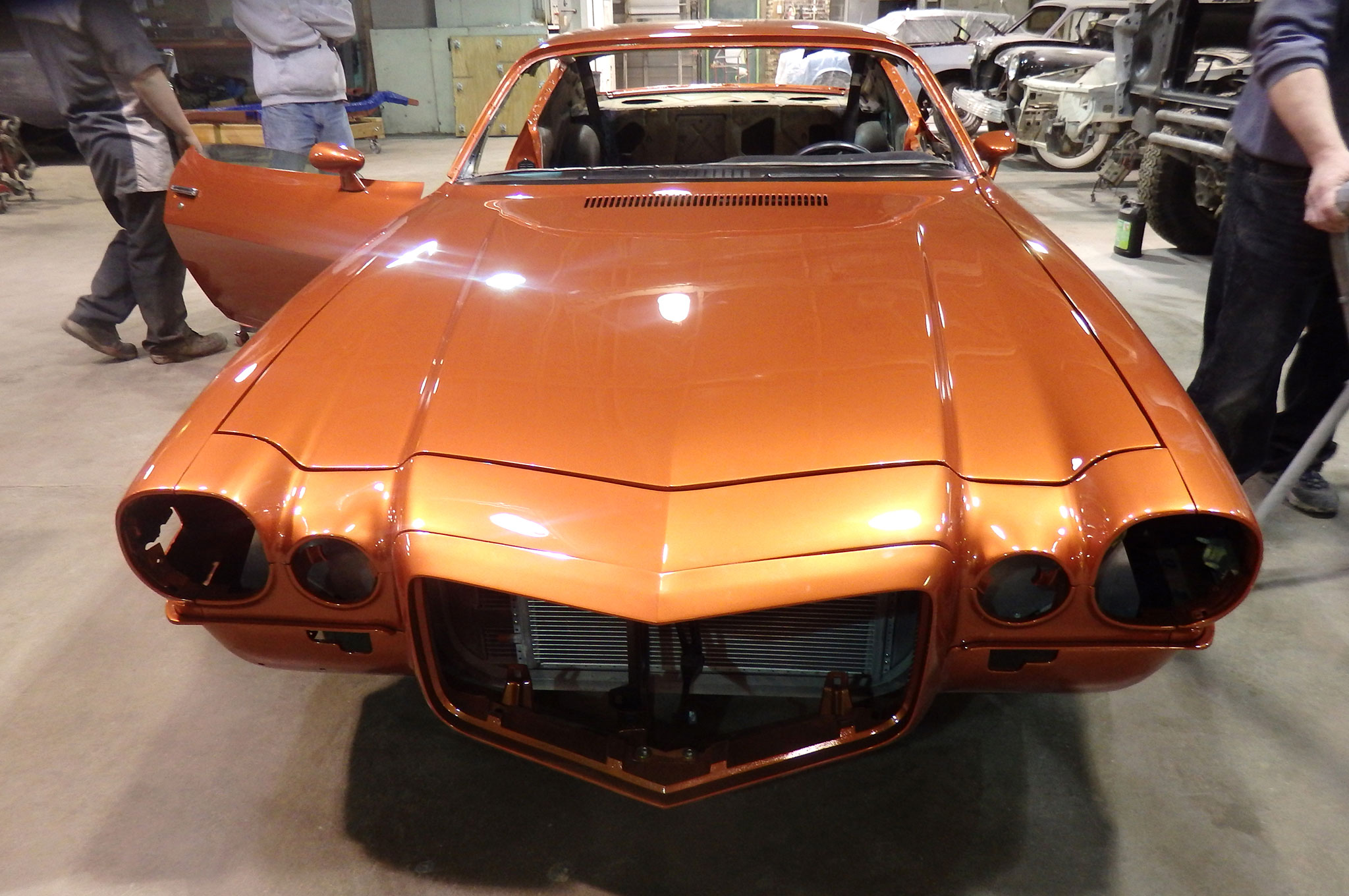 Use These Paint and Bodywork Steps to Achieve a Show Car Finish