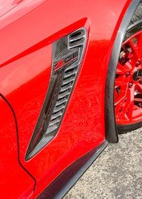 2016 Corvette Body Wheel