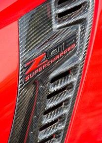 2016 Chevrolet Corvette Supercharged
