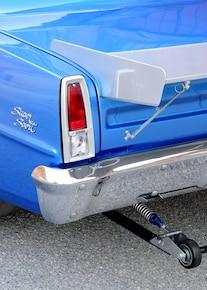 1967 Chevrolet Nova Taillight