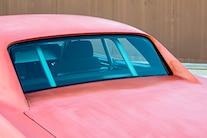 1966 Chevrolet Chevelle Rear Window