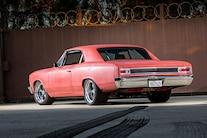 1966 Chevrolet Chevelle Rear Three Quarter