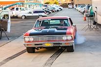 1966 Chevrolet Chevelle Burnout