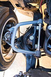 1966 Chevrolet Chevelle Control Arms