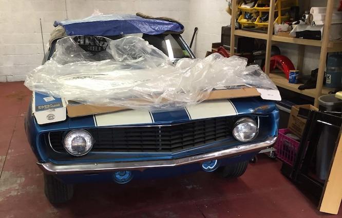 Rare Finds Bizzarro 1969 Chevrolet Camaro Z28 As Found E1490224440846