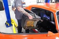 Week To Wicked Day 2 PM Hydrastop American Legend Wheels Falken LS Install 4L70e 055
