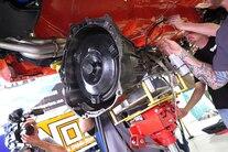 Week To Wicked Day 2 PM Hydrastop American Legend Wheels Falken LS Install 4L70e 049