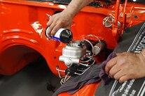 Week To Wicked Day 2 PM Hydrastop American Legend Wheels Falken LS Install 4L70e 027