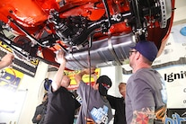 Week To Wicked Day 2 PM Hydrastop American Legend Wheels Falken LS Install 4L70e 016