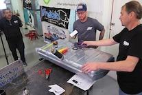 Week To Wicked Day 2 PM Hydrastop American Legend Wheels Falken LS Install 4L70e 008