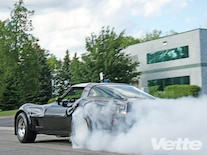 Vemp_0902_10_z 1982_chevrolet_corvette Burnout