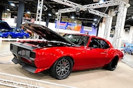 World Of Wheels Boston >> Chevy Muscle Cars From The 2017 Boston World Of Wheels