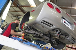 Improve Your C5's Handling with Energy Suspension Bushings