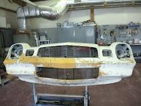 Project Zedsled Camaro Front Bumper Fiberglass 7