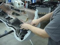 Project Zedsled Camaro Front Bumper Fiberglass 15