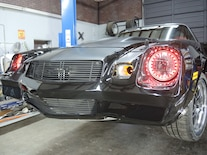 Project Zedsled Camaro Front Bumper Fiberglass 29