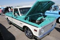 Original Super Chevy Show Memphis 2017 Saturday Am Drag Race Car Show Afternoon 93