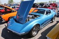 Original Super Chevy Show Memphis 2017 Saturday Am Drag Race Car Show Afternoon 137