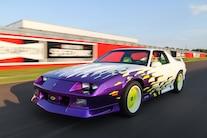 1991 Tribute Chevrolet Camaro Side