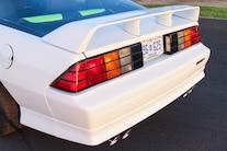 1991 Tribute Chevrolet Camaro Rear