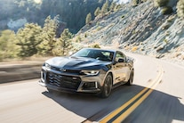 01 2017 Chevrolet Camaro ZL1 First Drive Road Test