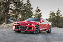 06 2017 Chevrolet Camaro ZL1 First Drive Road Test