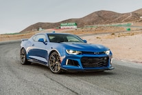 56 2017 Chevrolet Camaro ZL1 First Drive Road Test
