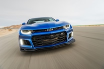 66 2017 Chevrolet Camaro ZL1 First Drive Road Test