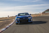 68 2017 Chevrolet Camaro ZL1 First Drive Road Test