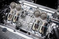 1963 Chevrolet Corvette Engine Bay