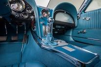 1963 Chevrolet Corvette Shifter Interior