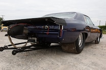 1970 Chevrolet Monte Carlo Rear Passenger Side Low Angle