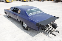 1970 Chevrolet Monte Carlo Rear Drivers Side Top View